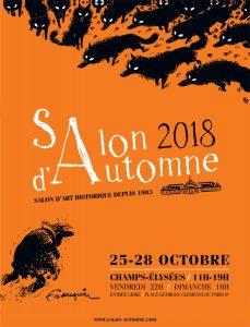 Salon d'Automne de Paris 2018
